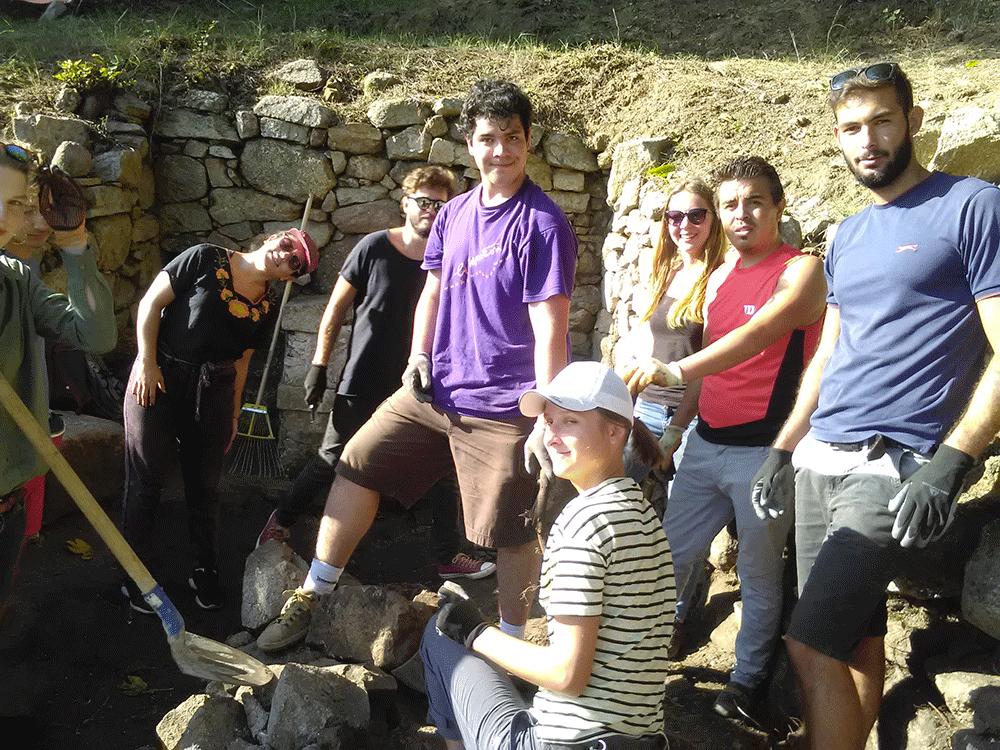 Le Volontariat chez EC Corsica