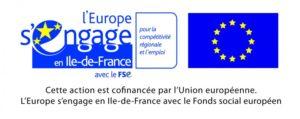 Logo - L'europe s'engage